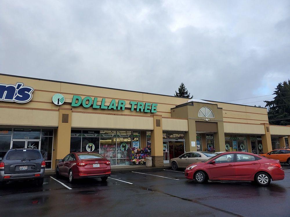 Dollar Tree Stores: 780 Ocean Beach Hwy, Longview, WA