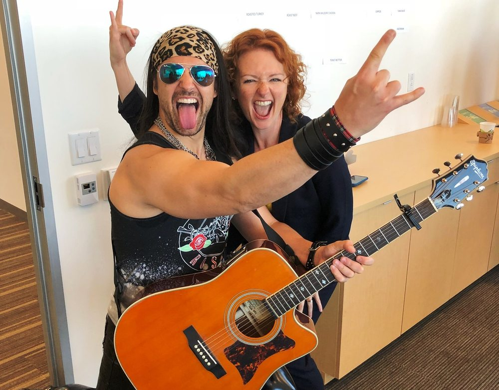 Rockstar Singing Telegrams: 3401 Adams Ave, San Diego, CA