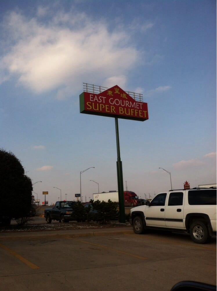 East Gourmet Restaurant: 621 S George Nigh Expy, McAlester, OK