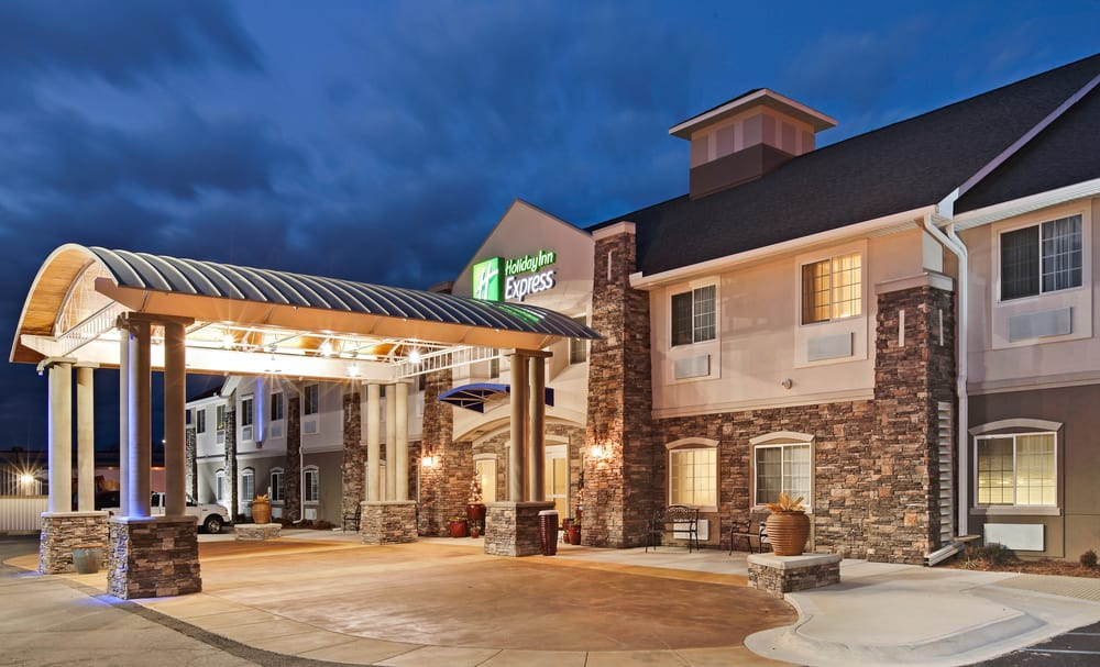 Holiday Inn Express Monticello: 146 Dearman Dr, Monticello, AR