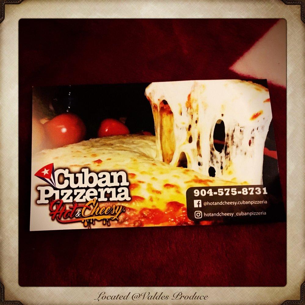 Cuban Pizzeria: 4347 University Blvd S, Jacksonville, FL