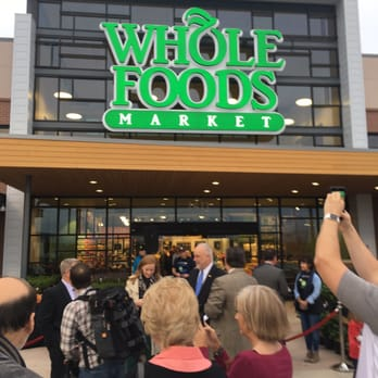 Whole Foods Grand Opening Richardson Tx