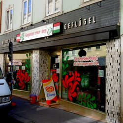Hungarian Corner Shop International Grocery Reindorfgasse 23