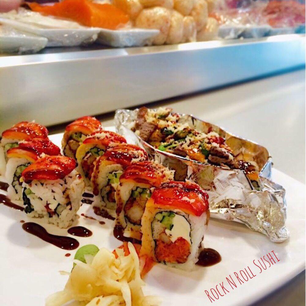 Rock N Roll Sushi: 940 Industrial Pkwy, Saraland, AL