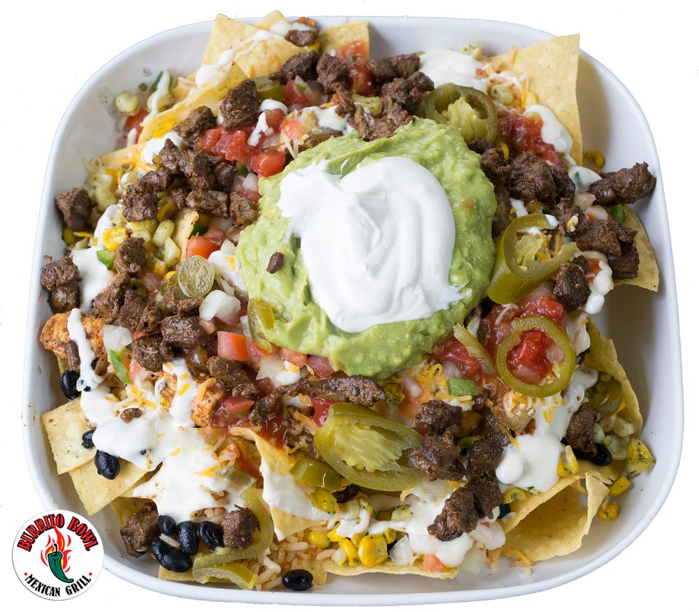Burrito Bowl Mexican Grill: 1701 Rogers Ave, Fort Smith, AR