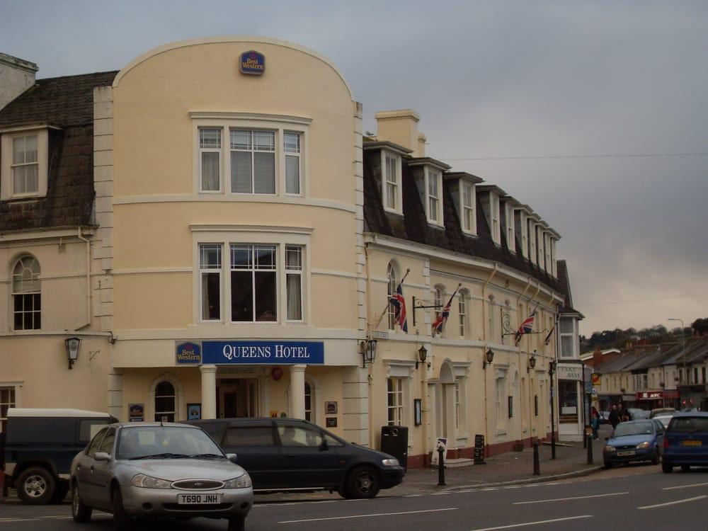 Queens Hotel - Hoteller - Queen Street, Newton Abbot ...