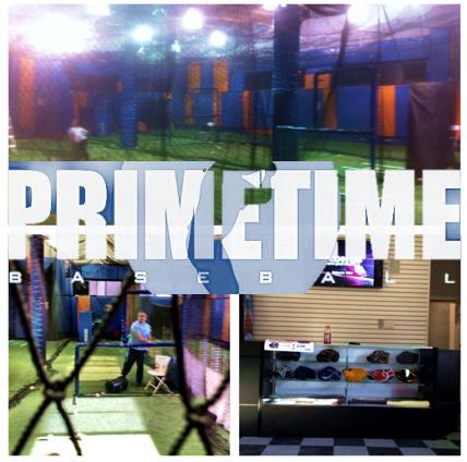 Prime Time Baseball Complex: 2814 14th St, Astoria, NY