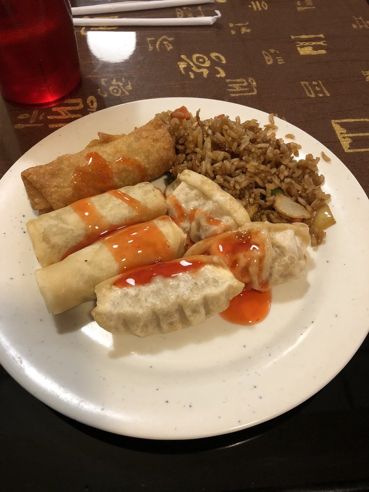 King Buffet: 1109 Hickox Dr, Lincoln, IL
