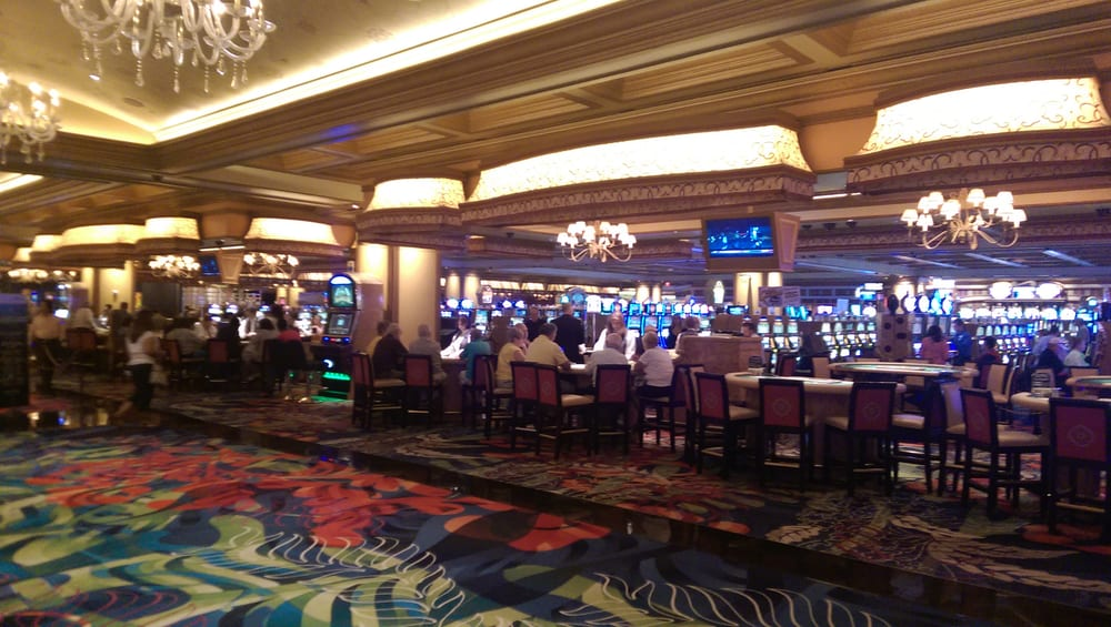 Grand casino biloxi theater casino gaming introduction operations