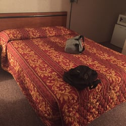 Photo Of Valley Motel Muleshoe Tx United States Bed Was Comfy