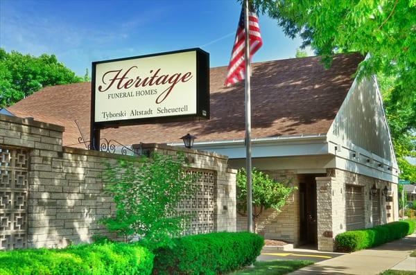 Heritage Funeral Home Milwaukee Wi