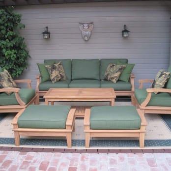 Photo Of BlueSky Outdoor Furnishings   San Carlos, CA, United States. Teak  Patio