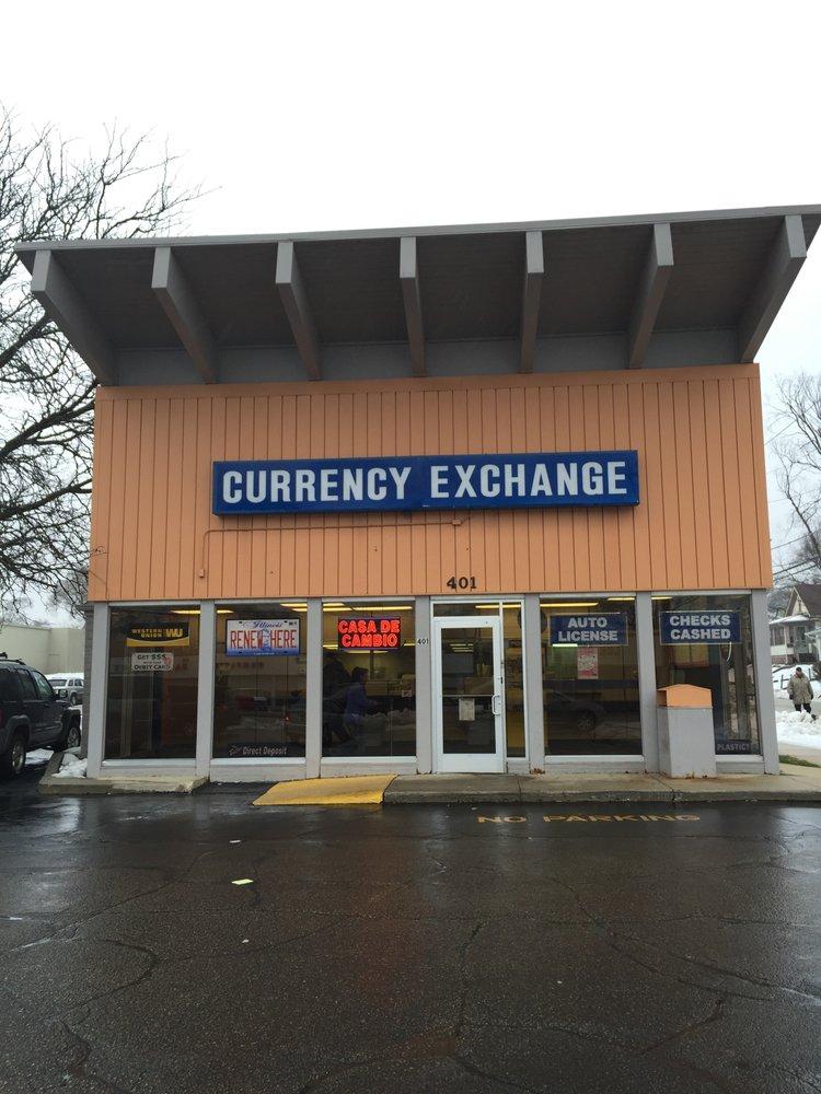 Elgin East Currency Exchange
