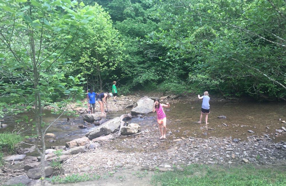 Charit Creek Lodge: Jamestown, TN