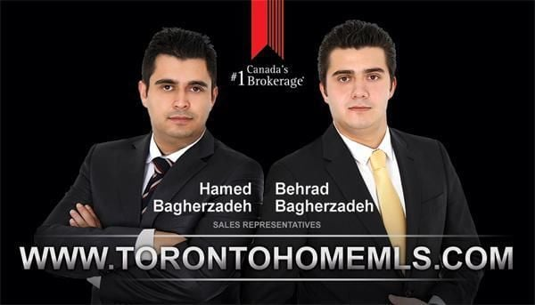 Royal Lepage - Behrad and Hamed Bagherzadeh
