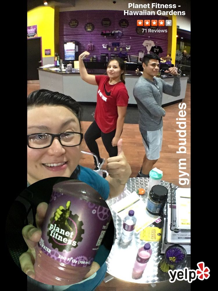 Planet Fitness - Hawaiian Gardens