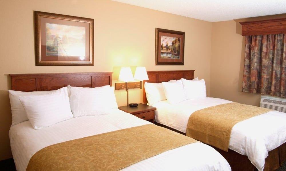 GrandStay- Hotel & Suites Perham: 231 Market Dr, Perham, MN