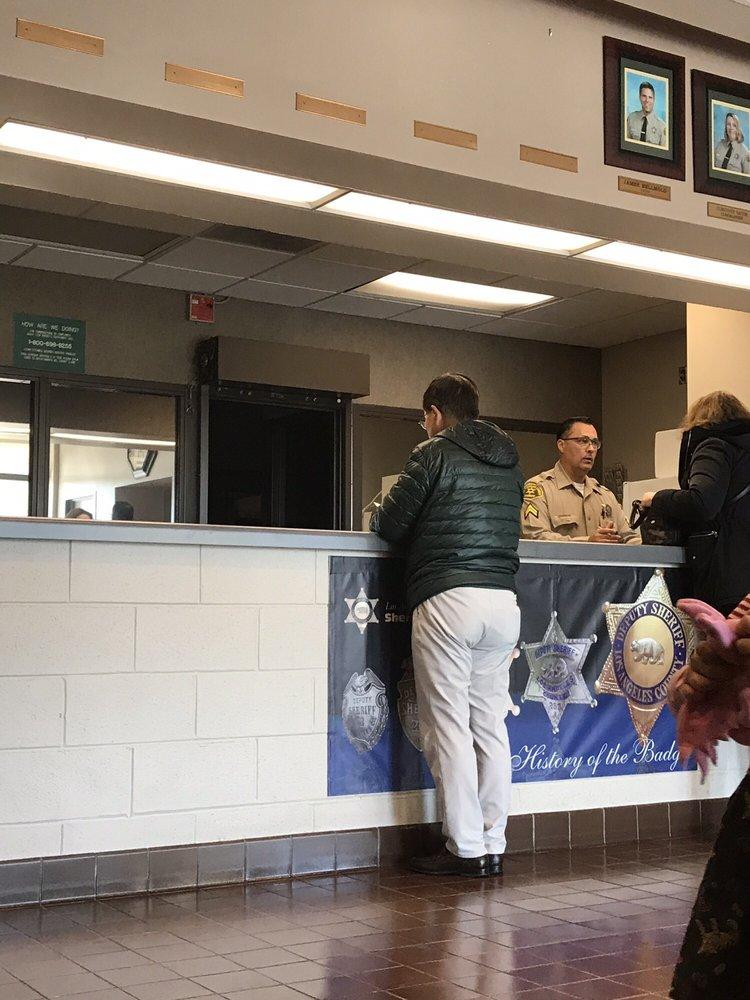 Walnut / Diamond Bar Sheriff Station: 21695 Valley Blvd, Walnut, CA
