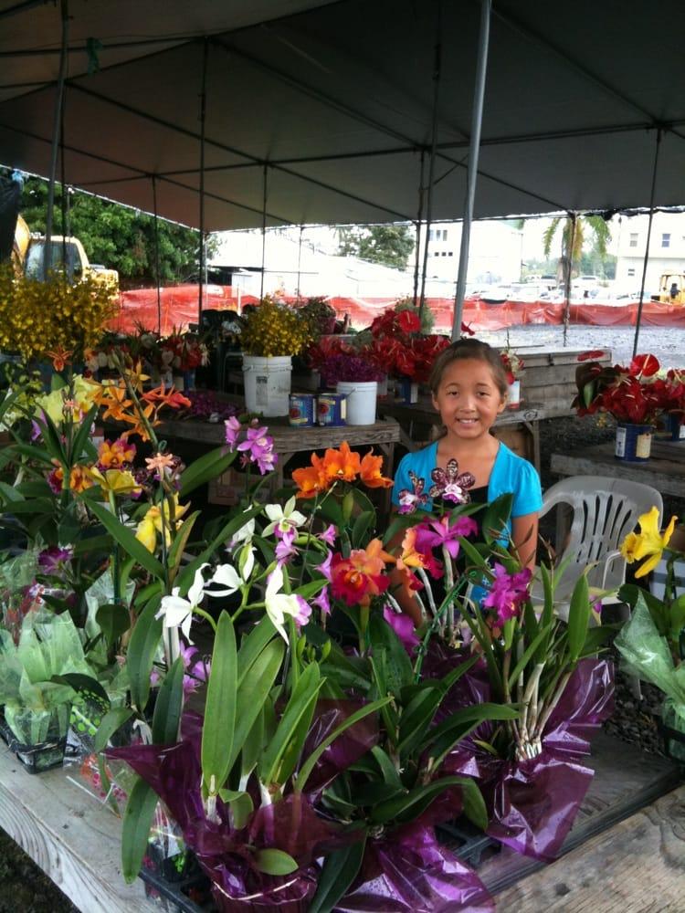 Hilo Orchid Farm of Hawaii: Mountain View, HI