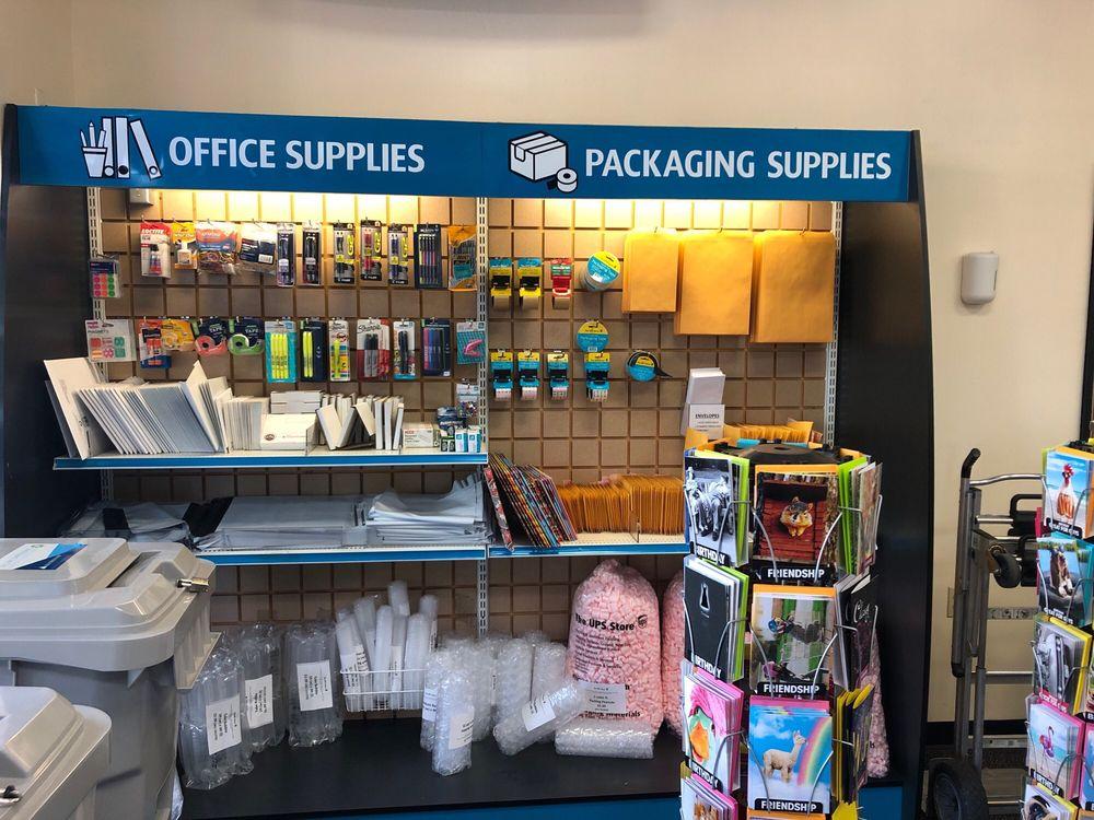 The UPS Store: 500 N Estrella Pkwy, Goodyear, AZ