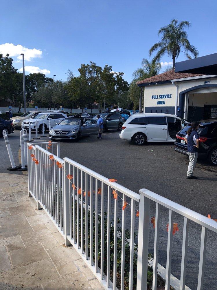 Rising Tide Car Wash: 7201 N State Rd 7, Parkland, FL