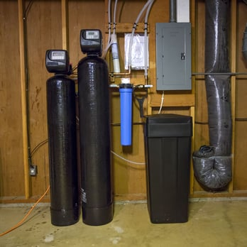 Water Softener And Whole House Filter Install Eden