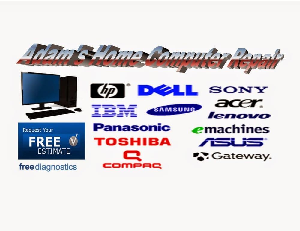 Adams Home Computer Repair - IT Services & Computer Repair