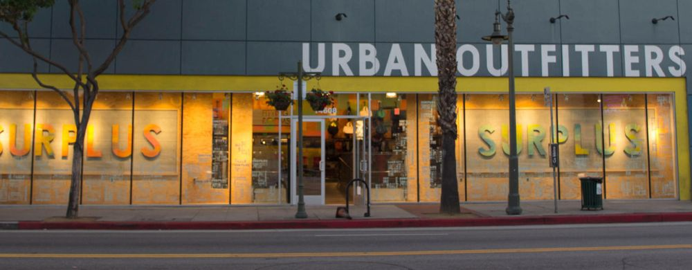 Urban Outfitters: 14608 Ventura Blvd, Los Angeles, CA