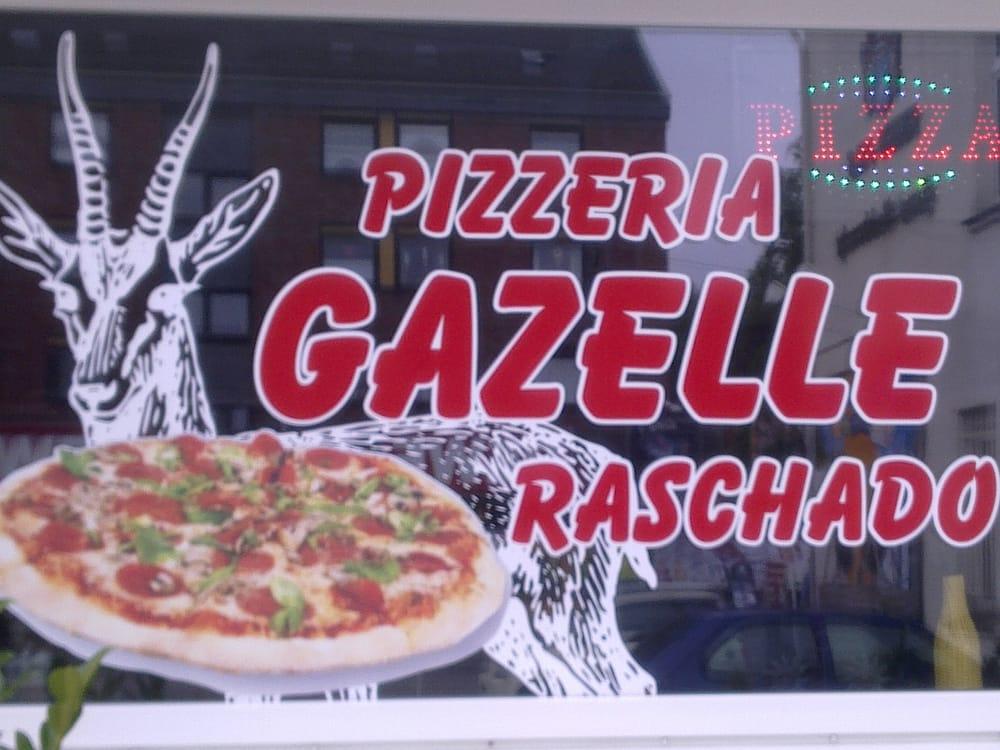 pizzeria gazelle rachado 21 photos livraisons domicile k rner hellweg 36 dortmund. Black Bedroom Furniture Sets. Home Design Ideas