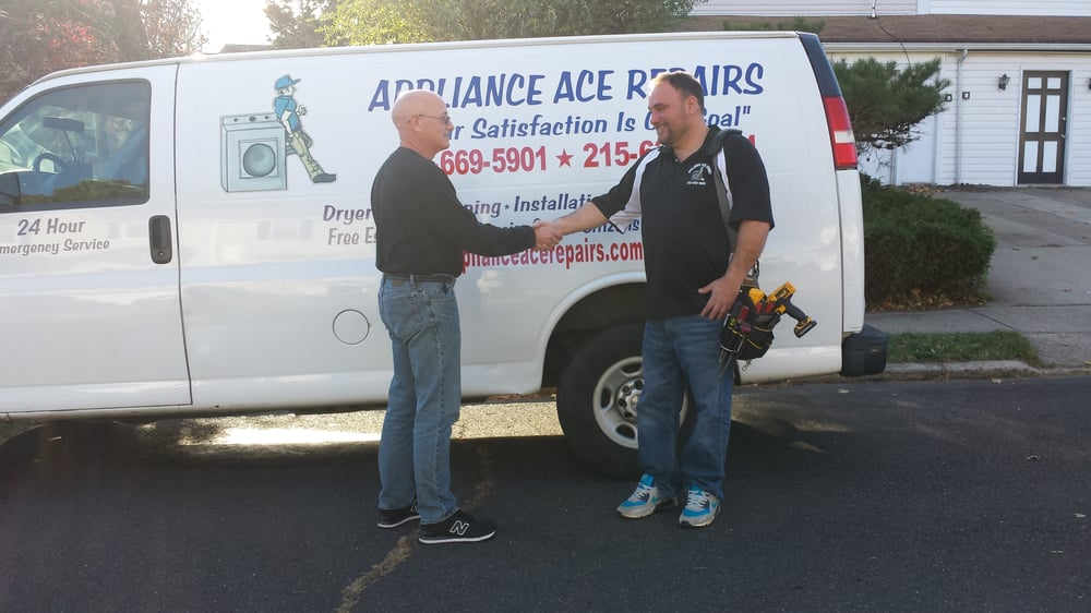 Photos For Appliance Ace Repairs Yelp