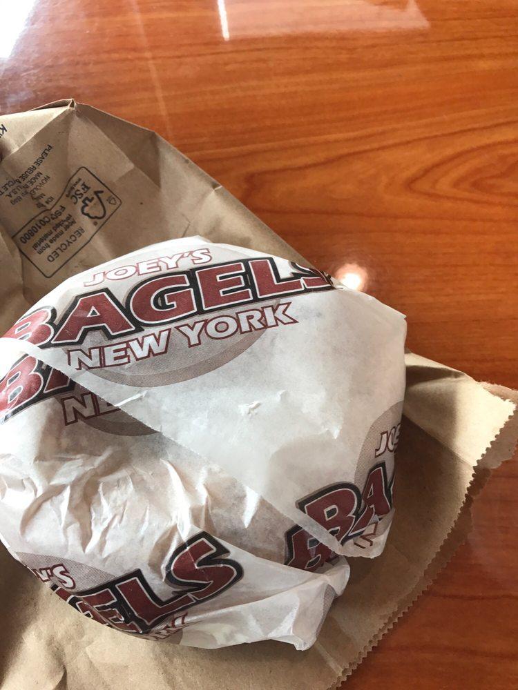 Joey's Bagels: 5829 Asheville Hwy, Fletcher, NC
