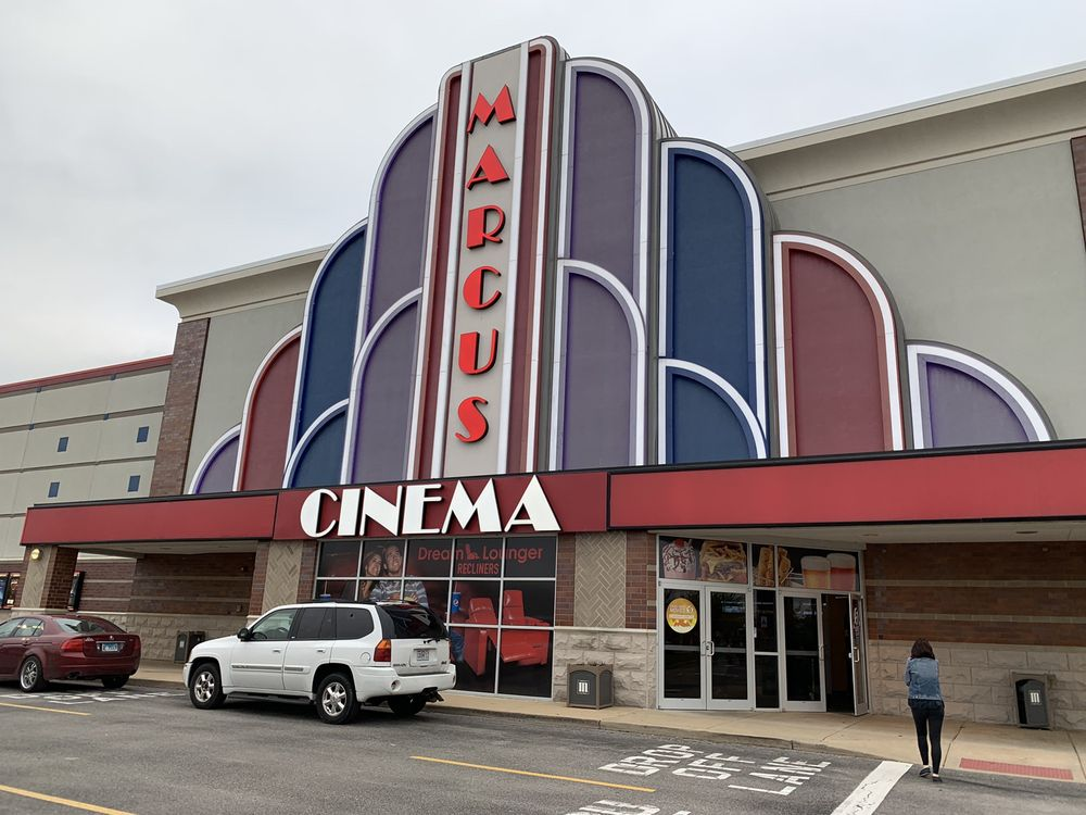 Social Spots from Marcus Chesterfield Cinema
