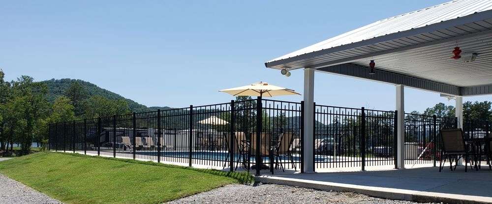 Greensport RV Park: 130 Greensport, Ashville, AL