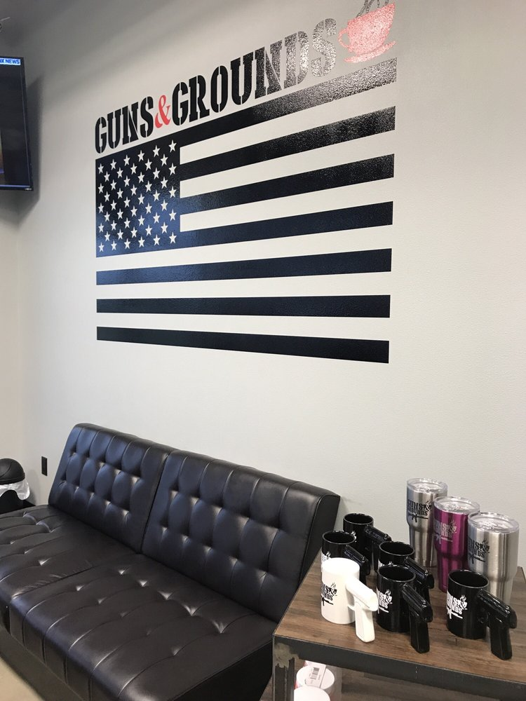 Guns and Grounds: 103 SW Winsted Ln, Bentonville, AR