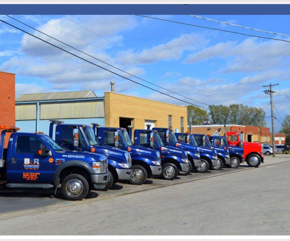 Towing business in Crestwood, IL