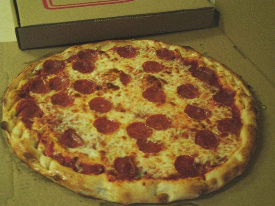 Shananjac's Pizza: 221 E Main St, Marion, MI