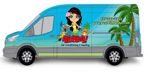 Aloha Air Conditioning & Heating: 5725 Hwy 111 N, Cookeville, TN