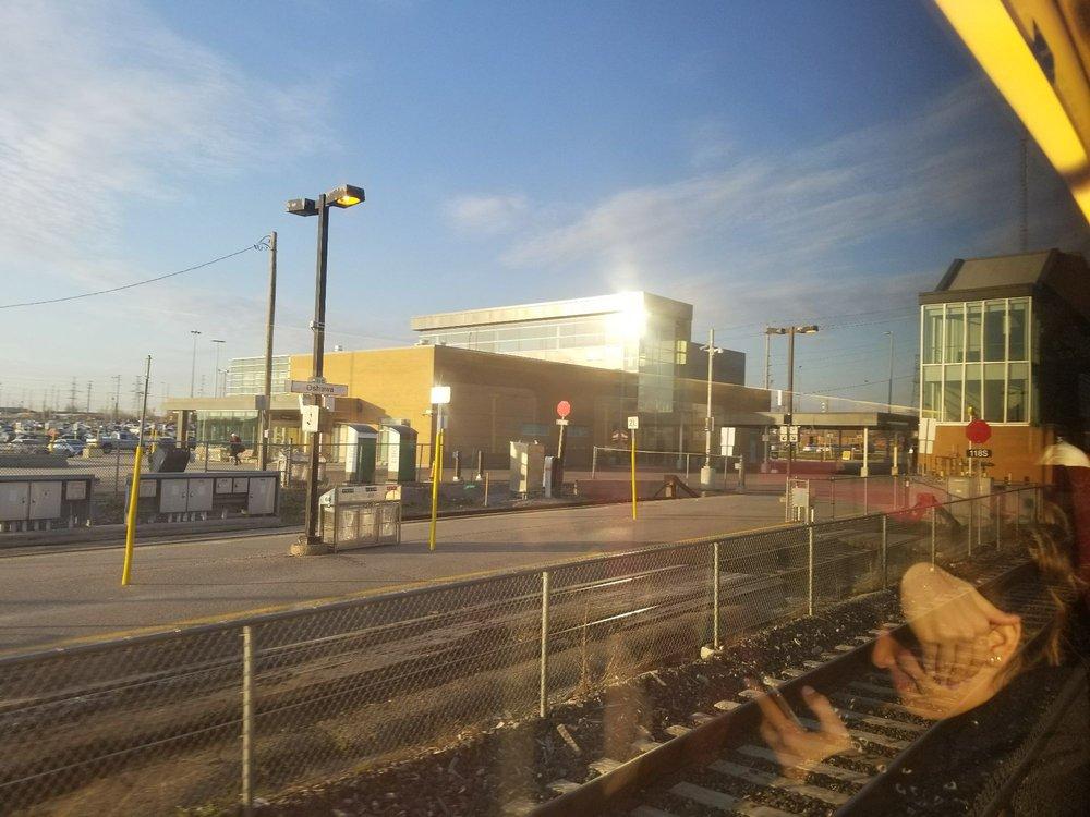 Oshawa Train Station