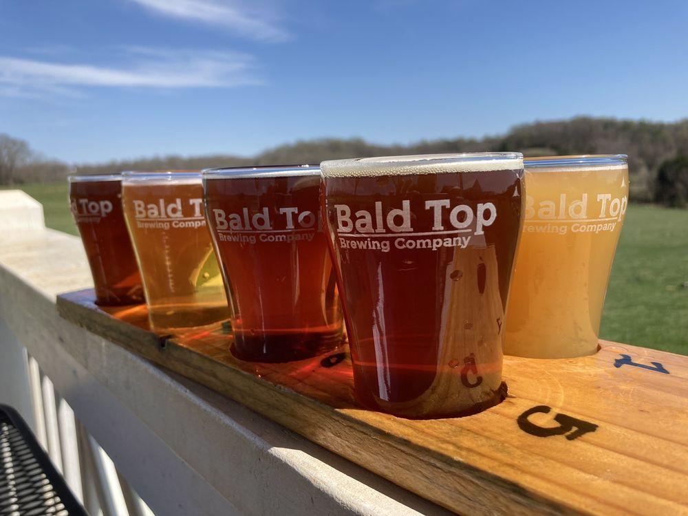 Bald Top Brewing: 1830 Thrift Rd, Madison, VA