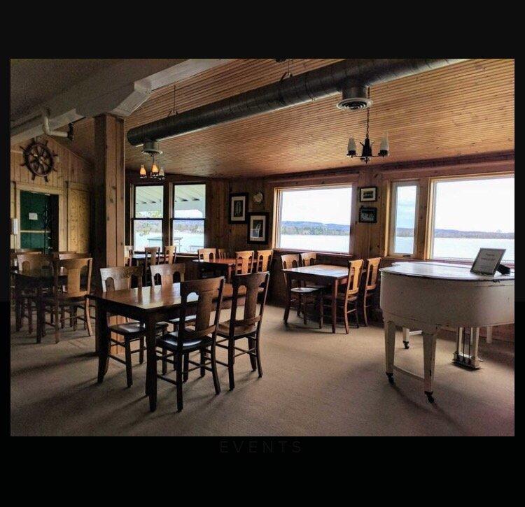 Lahey's Pub: 8567 Portage Point Dr, Onekama, MI
