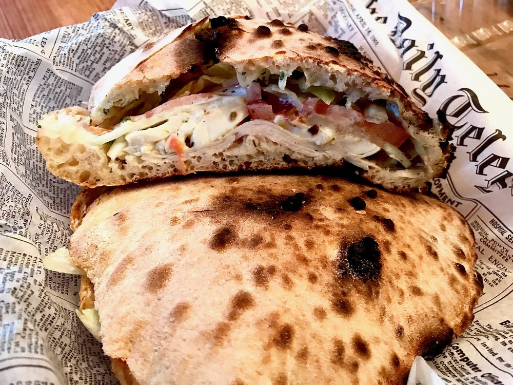 Veloce Wood-Fired Pizze: 1450 Park Ave W, Highland Park, IL