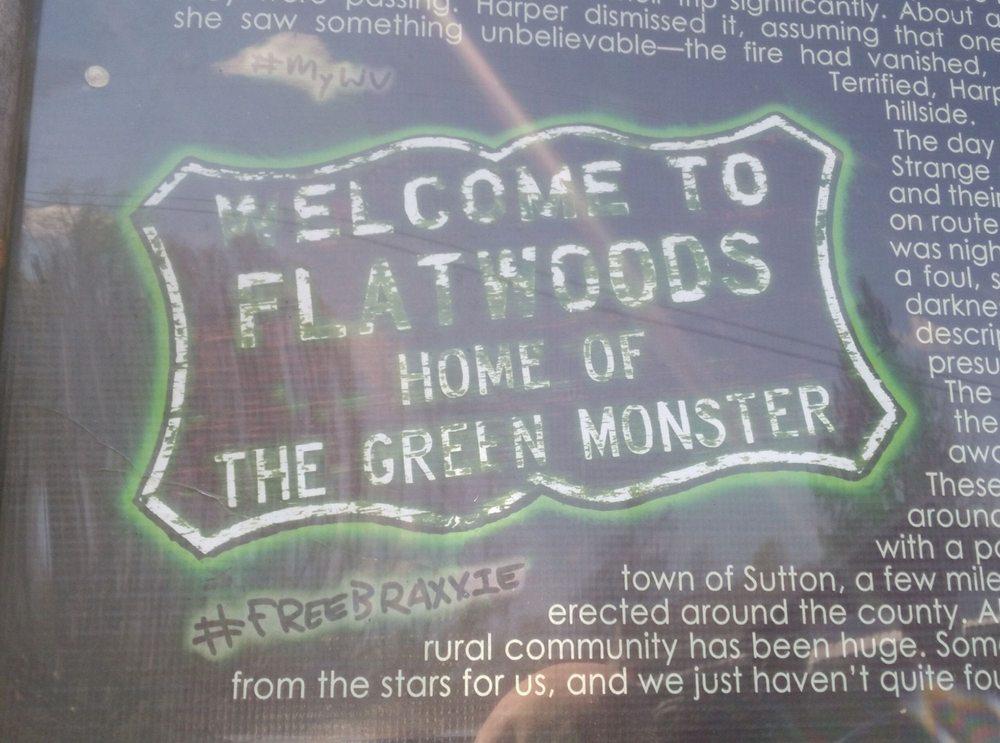 Flatwood Municipal Building & Police Dept F: Flatwoods, Flatwoods, WV