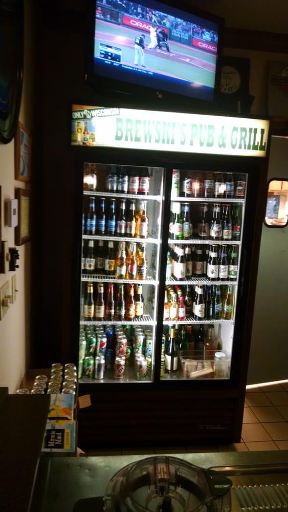 Brewski's Pub & Grill: 4445 Theater Rd, Sparta, WI