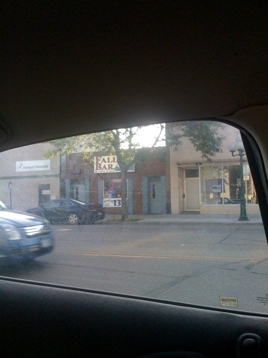 Fall's Bar: 107 1st St NE, Little Falls, MN