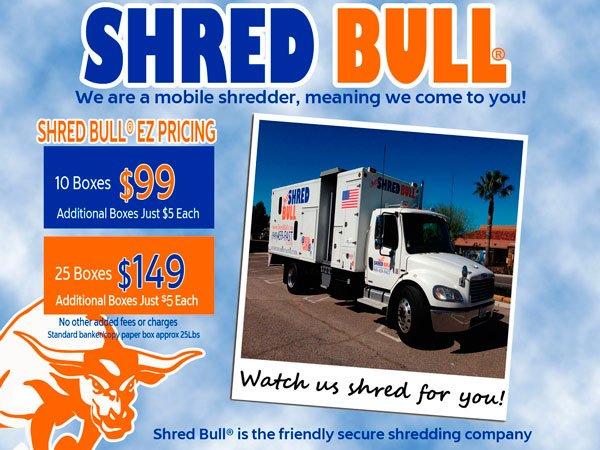 Shred Bull: 23122 El Toro Rd, Lake Forest, CA