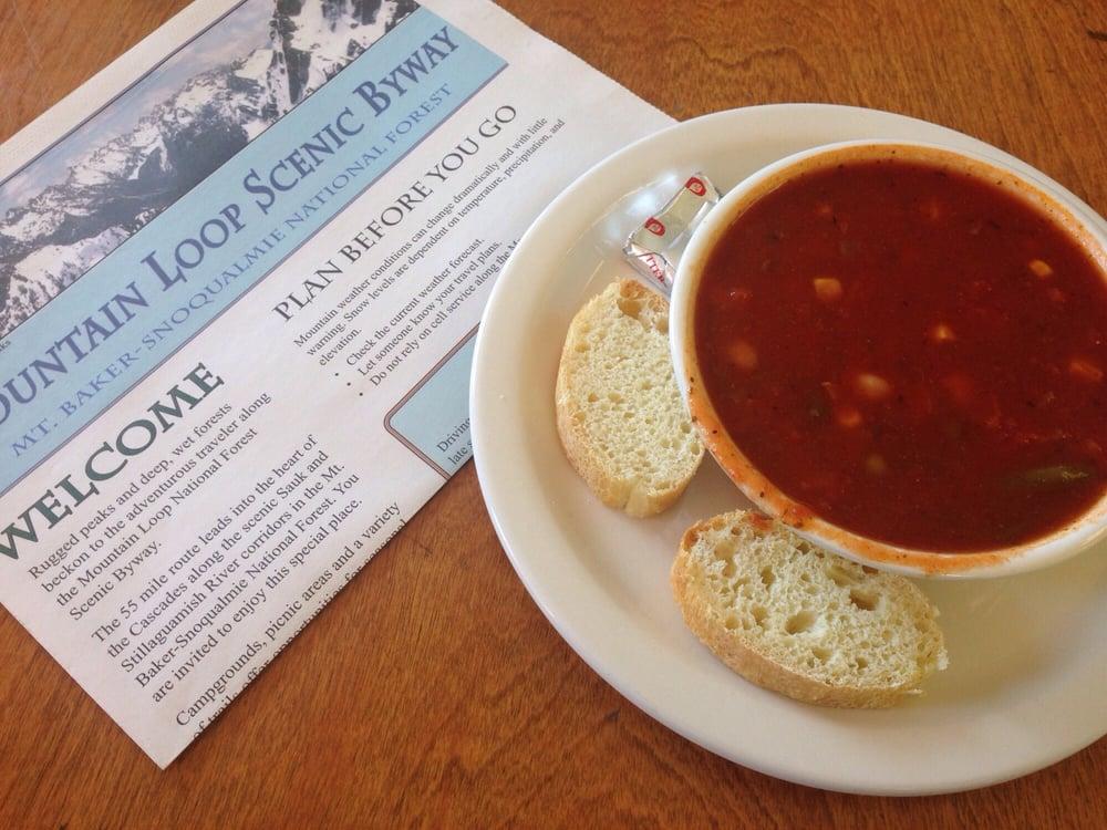Hometown Bakery Cafe: 1180 Cascade St, Darrington, WA