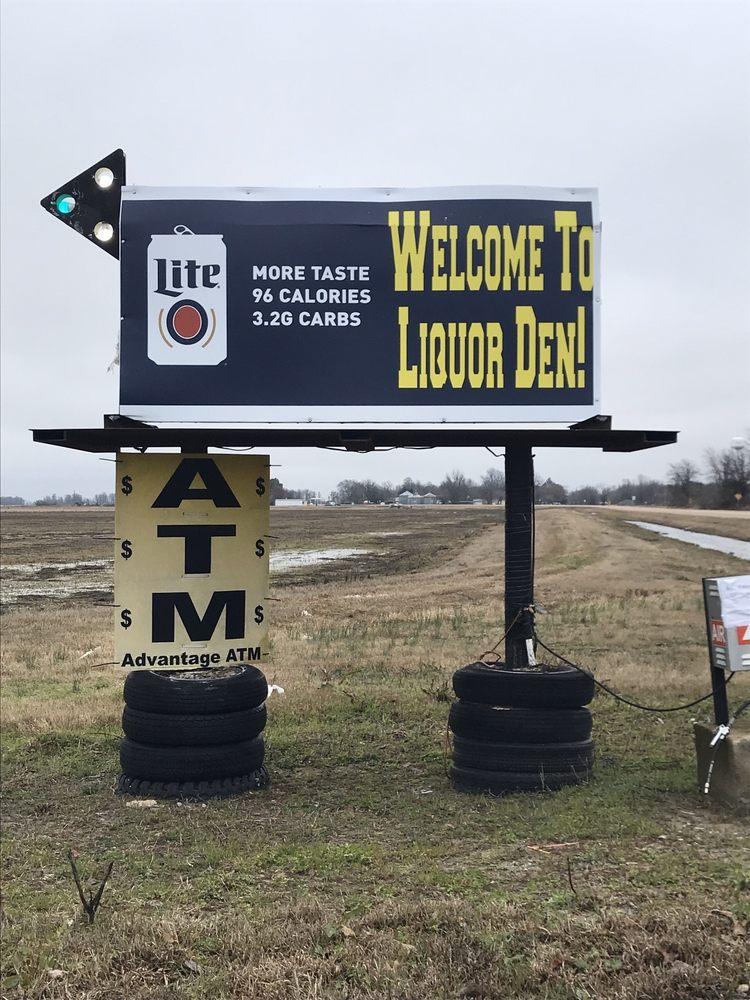 The Liquor Den: 22419 Highway 67 N, Swifton, AR