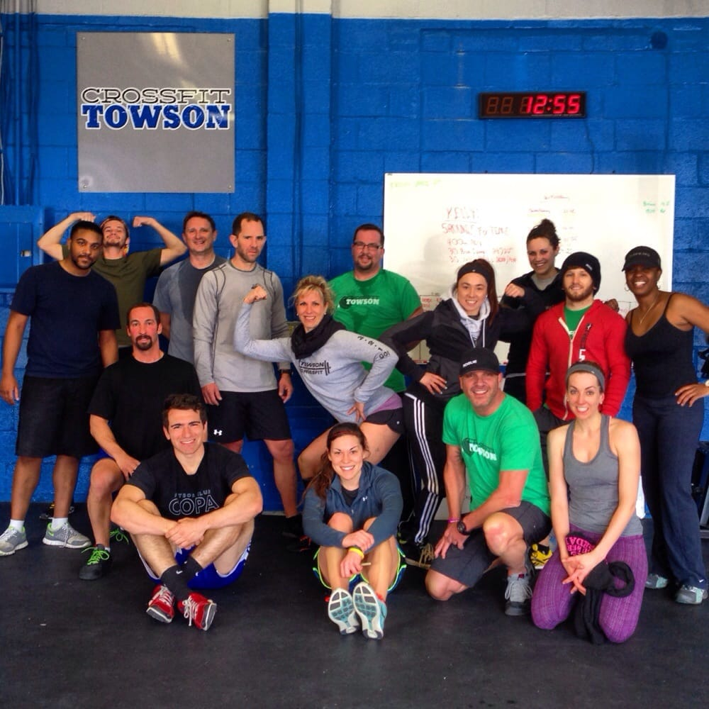 Social Spots from Crossfit Towson