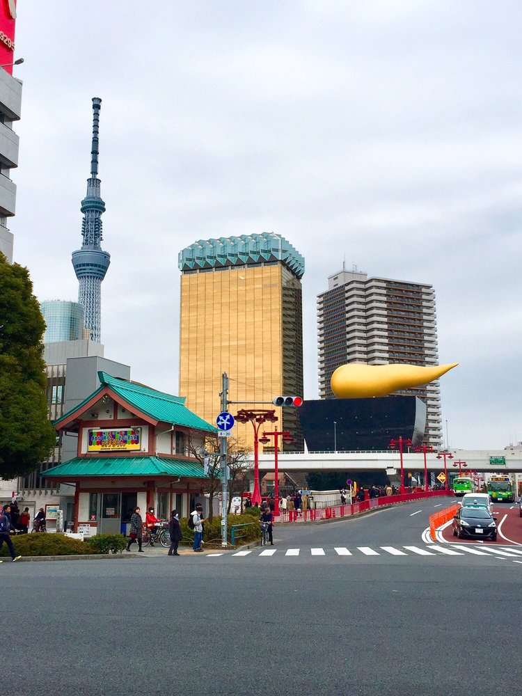 Asahi Beer Tower