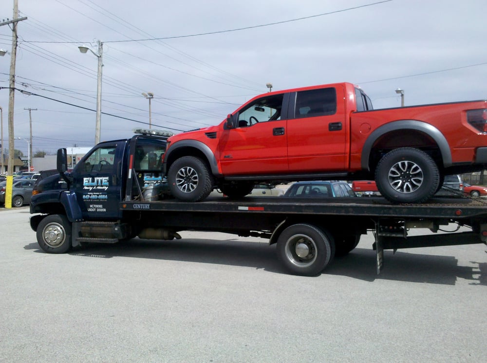 Towing business in Rolling Meadows, IL